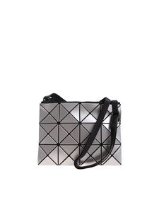 BAO BAO Issey Miyake - Soft shoulder bag with square motifs and triangles