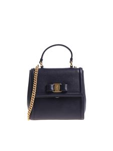 Salvatore Ferragamo - Blue Carrie bag