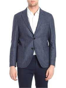 Etro - Two-buttoned blue jacket
