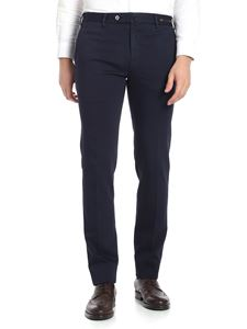 PT01 - Super stretch blue trousers