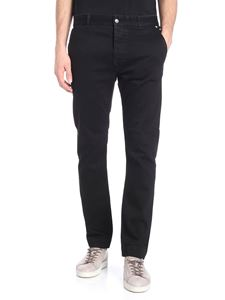 Nine in the morning - Flat black trousers