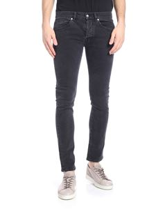 Nine in the morning - Friend black 5 pockets jeans