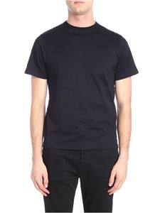 Golden Goose Deluxe Brand - Black t-shirt with rear white print