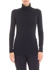 Majestic Filatures - Amy black turtleneck