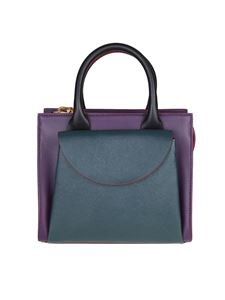 Marni - Low leather bag