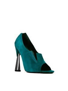 "LUISA TRATZI - ""daphne"" open toe shoes"