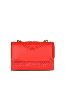 Tory Burch - Borsa Flaming Small rossa