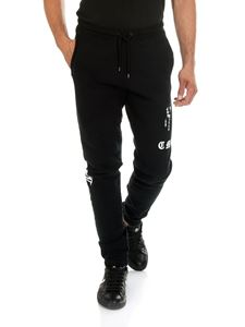 Marcelo Burlon - Black MBMC trousers