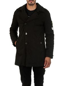 Stone Island - David-Tc black jacket
