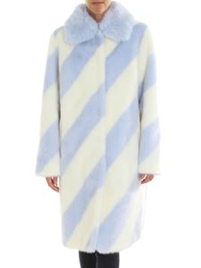 Stand Official - Light blue and white Georgine coat