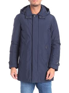 Woolrich - Cappotto City blu
