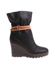 See by Chloé - Oslo black boots