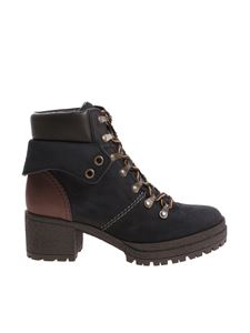 See by Chloé - Black nappa ankle boots