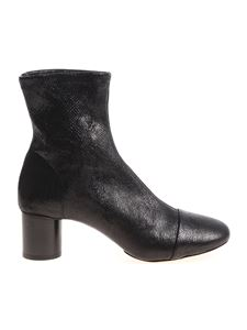 Isabel Marant - Datsy black ankle boots