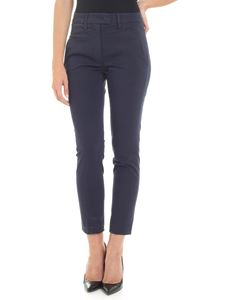 Dondup - Chino Perfect blue trousers
