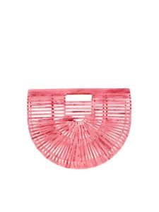 Cult Gaia - Ark small pink bag