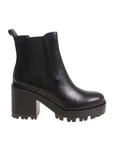 "KENDALL + KYLIE - ""Jett"" black ankle boots"