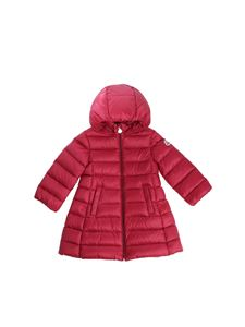 Moncler Jr - Burgundy Majeure down jacket
