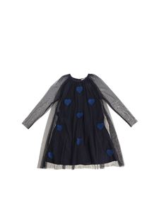 Stella McCartney Kids - Abito Misty blu