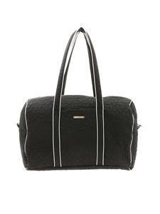 Givenchy - Quilted black mommy bag