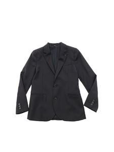 Emporio Armani - Blue two button jacket