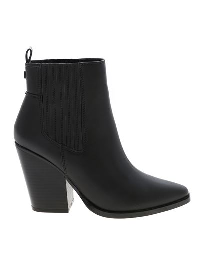 Kendall + Kylie - Colt black pointy ankle boots