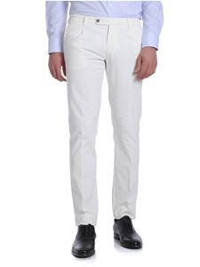 berWich - SC Milano cream colored trousers