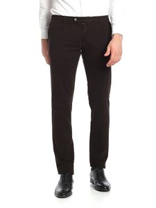 berWich - SC Milano brown trousers