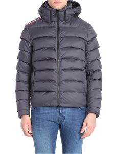Rossignol - Diago Irregular gray padded jacket