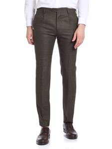 berWich - Piero green trousers