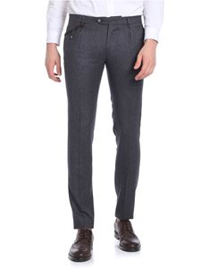 berWich - SC Milano dark gray trousers