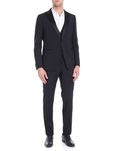 Z Zegna - Turati blue wool suit