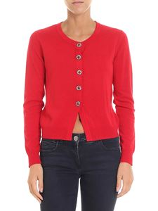 Pinko - Dominican red cardigan