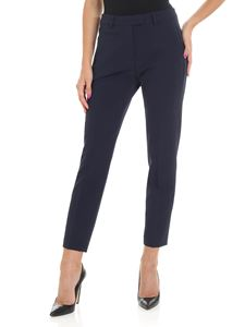 Seventy - Blue slim trousers