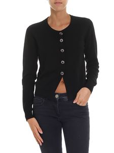 Pinko - Dominican black cardigan