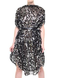 MM6 by Maison Martin Margiela - Tulle and sequins dress