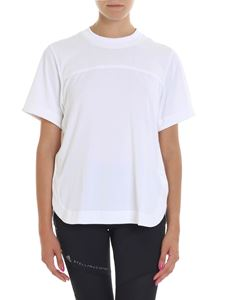 Adidas by Stella McCartney - Climachill Training white T-shirt