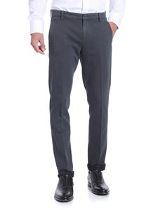 Dondup - Gaubert anthracite trousers