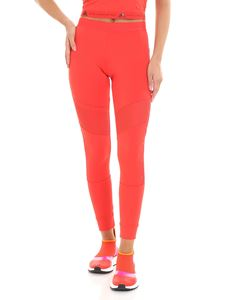 Adidas by Stella McCartney - Red Performance Essentials leggings