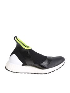 "Adidas by Stella McCartney - ""UltraBoots X All Terrain"" black sneakers"