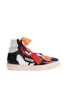 Off-White - Low 3.0 black and white sneakers