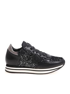 Philippe Model - Tropez Higher L black sneakers
