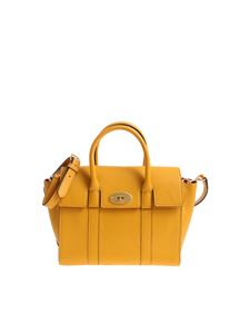 Mulberry - Yellow Bayswater shoulder bag