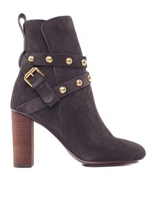 See by Chloé - Janis brown ankle boots