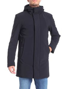 RRD Roberto Ricci Designs - Black hooded down jacket