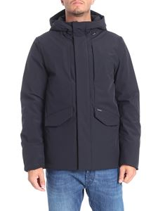 Woolrich - Stretch Mountain black jacket