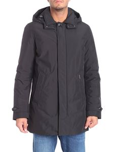 Woolrich - City black down jacket