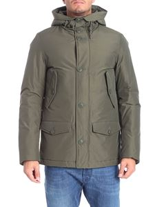 Penn-Rich - Ebony Parka army green jacket