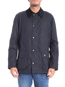 Barbour - Ashby blue jacket