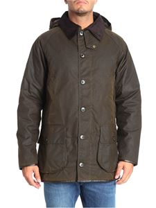 Barbour - Longhurst green jacket